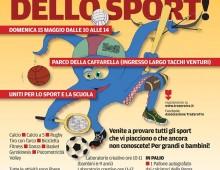 Via Latina, giornata dello sport