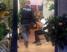 Tuscolano: tenta rapina a fioraio, arrestato