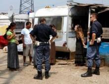 Via Gino Capponi, furto in profumeria, rom arrestata