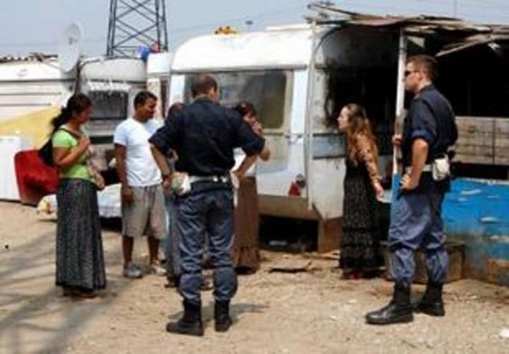 furto rom