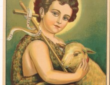 24 Giugno: Natività San Giovanni Battista