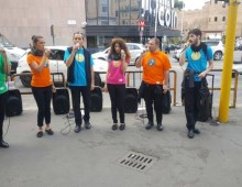 Da X Factor alla metro San Giovanni per dar voce a Mieloma Multiplo
