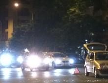 Ancora un incidente in via Taranto