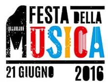 Festa della musica martedì 21 giugno 2016