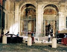 27 luglio 1993: la bomba contro San Giovanni in Laterano