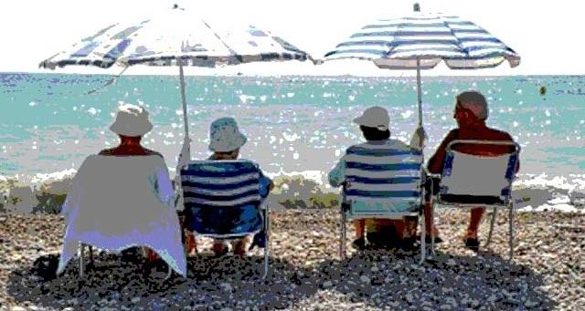 Municipio VII: soggiorno al mare diurno per gli anziani | AppiOHAppiOH