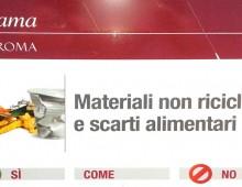 Richiesta ad AMA Roma per il lavaggio dei cassonetti Rifiuti organici – Municipio Roma VII