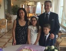 Parrocchia De Rossi: ieri i funerali della famiglia Pedicone