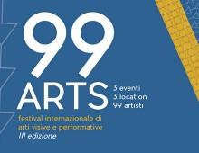 """""""99 Arts"""", selezione di 33 artisti emergenti"""