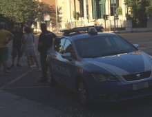 Via Taranto: donna investita da auto