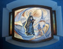 """Via Alba, la casa di riposo """"Madonna della Salve"""""""