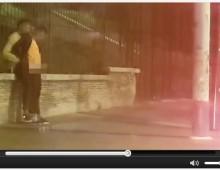 Gay street: sesso in strada – il video