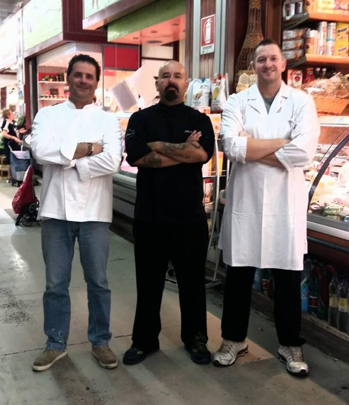 chef Golino