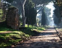 Sabato visita guidata (a pagamento) all'Appia Antica