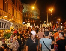 San Giovanni, record di commenti per le cronache dalla gay street
