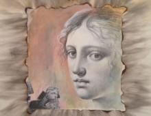Sala Uno (Scala Santa): i collage di Carlo Mariani