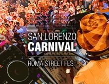 """San Lorenzo: il 1 ottobre prima edizione del """"Carnival"""" londinese"""