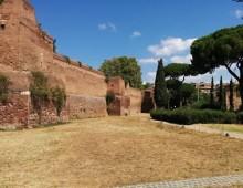 Comitato Mura Latine: oggi al via la riqualificazione del Parco
