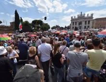 Oggi sciopero generale: manifestazione a Piazza San Giovanni