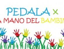 "Via Lemonia: ""Pedala x la mano del bambino"""