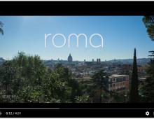 """[Video] – Malgrado tutto, una Roma meravigliosa in un magico """"timelapse"""""""