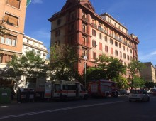 Via Taranto: perde telefono durante furto torna a prenderlo ma viene arrestato