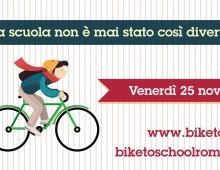 Bike to School: andare a scuola in bici