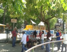 Via Lemonia: riapre l'area giochi dopo la raccolta fondi dei cittadini