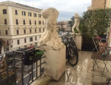 A Roma salgono gli affitti e scendono i prezzi delle case