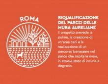 EnelPremia 3.0 per la riqualificazione del Parco delle Mura Aureliane