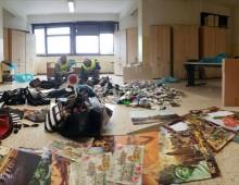 Tuscolana: guerra ai venditori abusivi