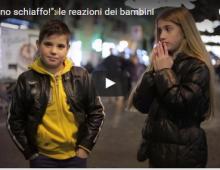 """[Video] – Contro la violenza sulle donne: """"Dalle uno schiaffo!"""""""