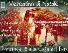 Mercatino Natalizio In Caffarella