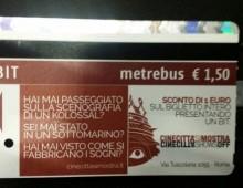 Roma: Arriva il biglietto unico