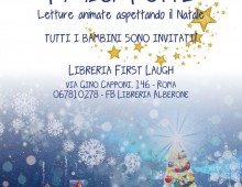 Alberone: Letture animate aspettando il Natale