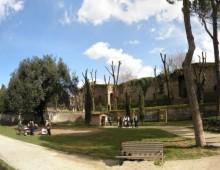Parco degli Scipioni ancora chiuso, forse riapre martedi