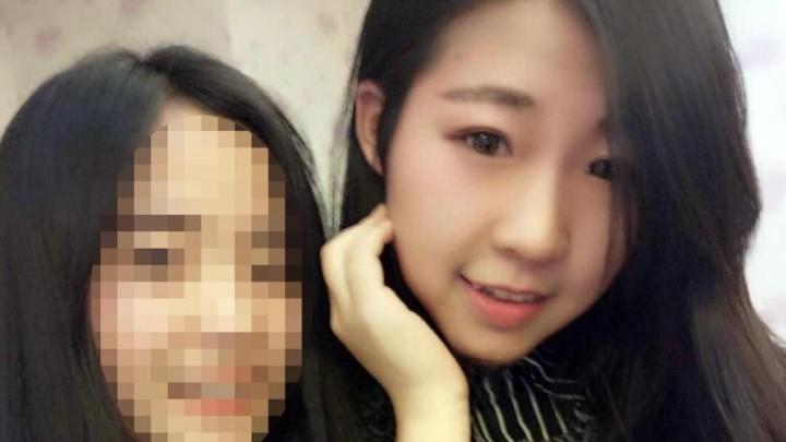 scomparsa ragazza cinese