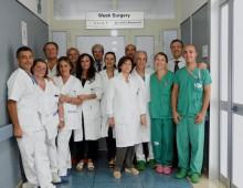 San Giovanni: nuovo reparto di senologia