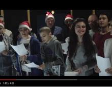 Palle di Natale (Smile! It's Christmas Day) – Il Progetto Giovani