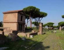 Riapre il Parco Archeologico di via Latina