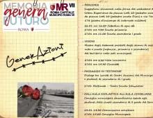 Municipio VII: Memoria genera futuro