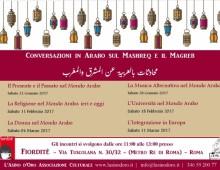 Via Tuscolana: conversazioni in arabo su Mashreq e Magreb