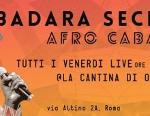 Via Altino: concerto di Badara & friends