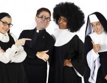 """Teatro Brancaccio: torna """"Sister Act"""" il musical"""