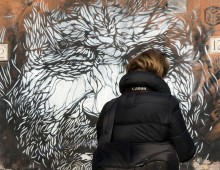 """Anche il Pigneto nella """"Street Art Photography"""""""