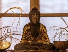 Spettacolo allo Shanti Yoga Center (via Tuscolana)