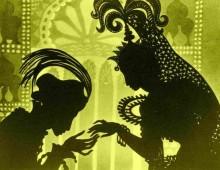 """Via Perugia, film: """"Le avventure del principe Achmed"""""""