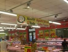 La rivoluzione dei supermercati 2.0: anche Todis (stazione Tuscolana) aperto h24