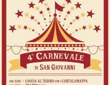 26 febbraio: Carnevale di San Giovanni