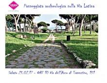 Retake Cultura E #Archeomitato: Passeggiata archeologica sulla Via Latina